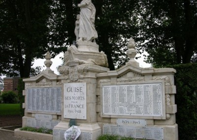 The Guise World War 1 Memorial