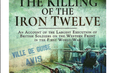 A Talk, The Killing of the Iron Twelve, by Hedley Malloch